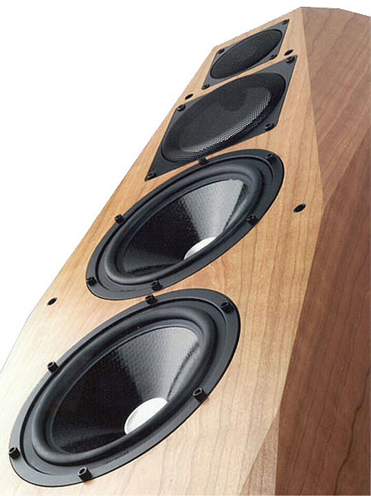 Avalon Acoustics Indra zvunike kutije