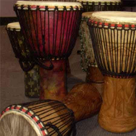 djembe bubnjevi iz afrike